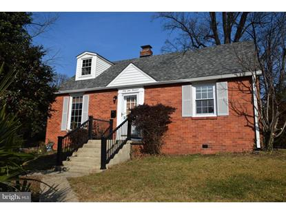 6900 JACKSON AVENUE Falls Church, VA MLS# VAFX627286