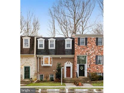 11735 DRY RIVER COURT Reston, VA MLS# VAFX745672