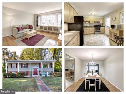 6208 REDWOOD LANE Alexandria, VA MLS# VAFX746432
