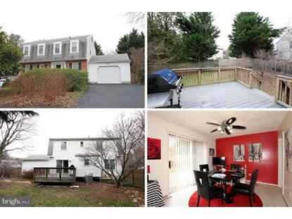 5114 KINGS GROVE COURT Burke, VA MLS# VAFX747094