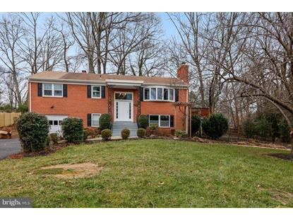 3002 HUNT ROAD Oakton, VA MLS# VAFX747524