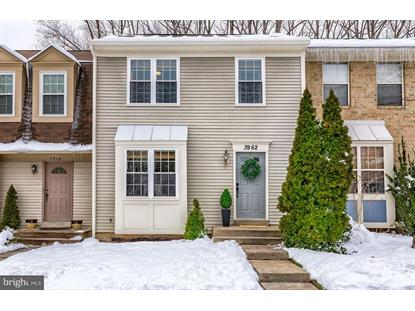 3962 COLLIS OAK COURT Fairfax, VA MLS# VAFX747862