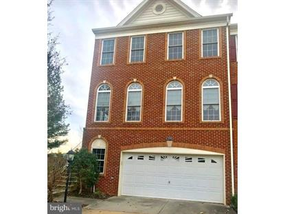 22563 WELBORNE MANOR SQUARE Ashburn, VA MLS# VALO185030