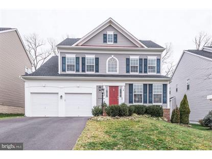 21232 GLASSMOYER COURT Ashburn, VA MLS# VALO267738