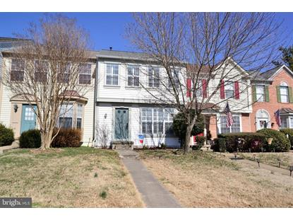 43318 RAILSTOP TERRACE Ashburn, VA MLS# VALO355432