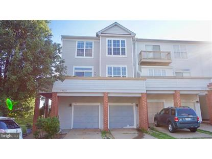 44222 SHADY GLEN TERRACE Ashburn, VA MLS# VALO388986