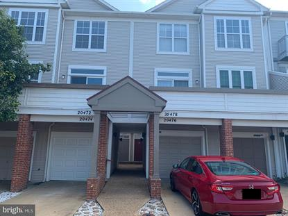 20476 COOL FERN SQUARE Ashburn, VA MLS# VALO396578
