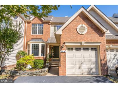 43230 BALTUSROL TERRACE Ashburn, VA MLS# VALO397080