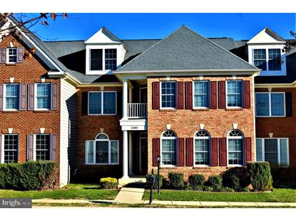 21882 BRICKSHIRE CIRCLE Ashburn, VA MLS# VALO399712