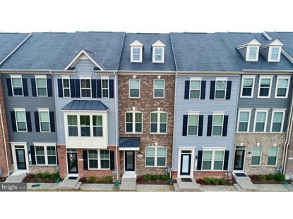 43815 STUBBLE CORNER SQUARE Ashburn, VA MLS# VALO403474