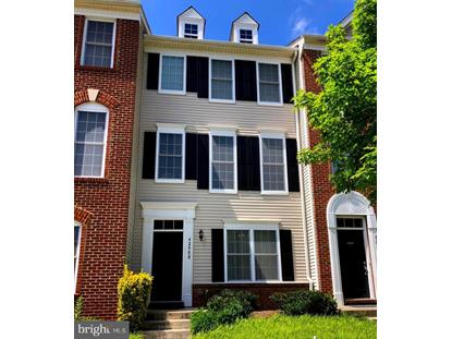 42900 PAMPLIN TERRACE Chantilly, VA MLS# VALO411684