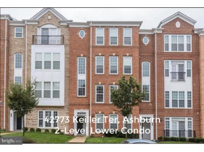 42773 KEILLER TERRACE Ashburn, VA MLS# VALO417976