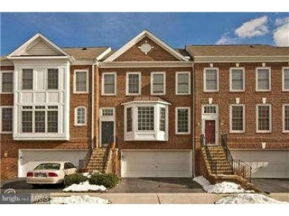26096 NIMBLETON SQUARE Chantilly, VA MLS# VALO421110