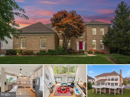 19908 AUGUSTA VILLAGE PLACE Ashburn, VA MLS# VALO436526