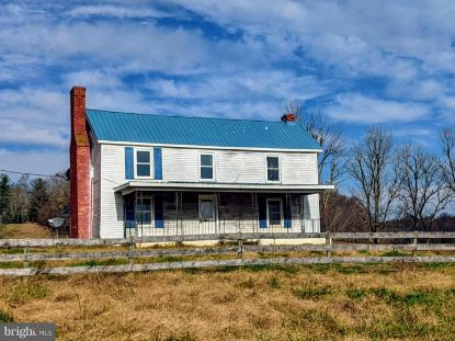 4299 W HOOVER ROAD Reva, VA MLS# VAMA108688