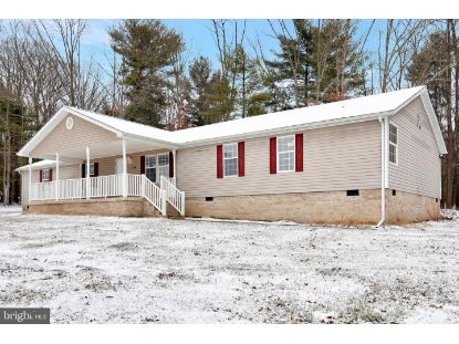 984 CLEARVIEW ROAD Luray, VA MLS# VAPA105894