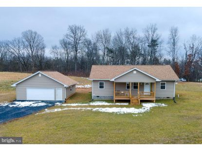 745 BIG OAK ROAD Luray, VA MLS# VAPA105934