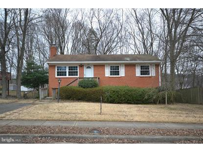 4501 KENTMORE DRIVE Woodbridge, VA MLS# VAPW267790