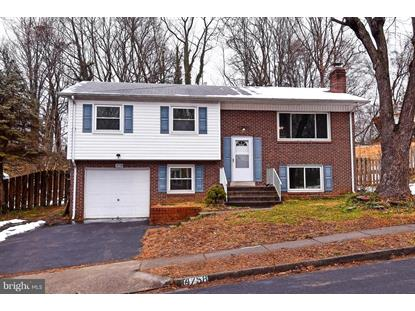 14758 DYER DRIVE Woodbridge, VA MLS# VAPW322864