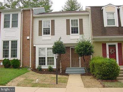 4535 CANARY COURT Woodbridge, VA MLS# VAPW479380