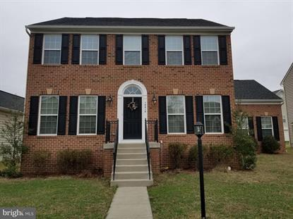 16618 SPACE MORE CIRCLE Woodbridge, VA MLS# VAPW493766
