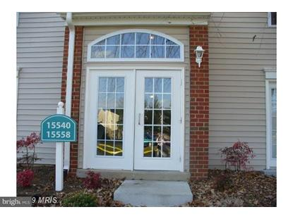 15540 HORSESHOE LANE Woodbridge, VA MLS# VAPW497990