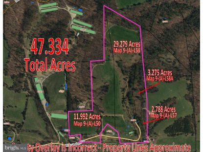 20000 RIVER BOTTOM LANE Bergton, VA MLS# VARO101360