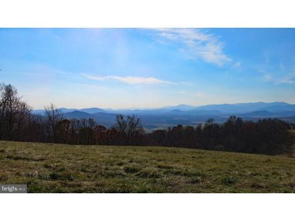 0 HICKERSON MOUNTAIN LANE Flint Hill, VA MLS# VARP107546