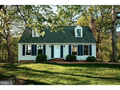 3960 ALONZAVILLE ROAD Maurertown, VA MLS# VASH119222