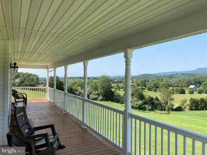 8274 BACK ROAD Maurertown, VA MLS# VASH120124