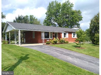 351 LOGAN CIRCLE Woodstock, VA MLS# VASH120162