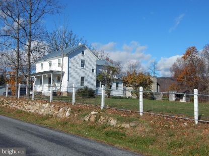 2821 BACK ROAD Woodstock, VA MLS# VASH120452