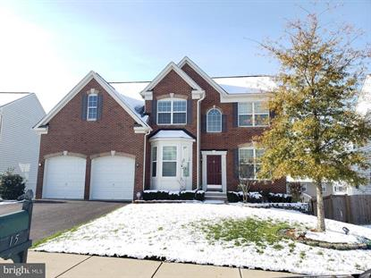 15 CORNERSTONE DRIVE Stafford, VA MLS# VAST153392