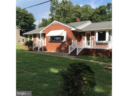 305 PHILLIPS STREET Fredericksburg, VA MLS# VAST153432