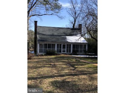 6122 LEEDSTOWN ROAD Colonial Beach, VA MLS# VAWE117680