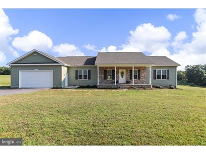 2787 RELIANCE ROAD Middletown, VA MLS# VAWR140696