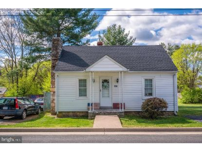 114 18TH STREET W Front Royal, VA MLS# VAWR143388