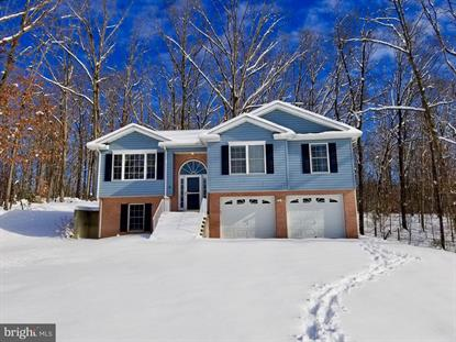 344 LEVITICUS DRIVE Bunker Hill, WV MLS# WVBE134418