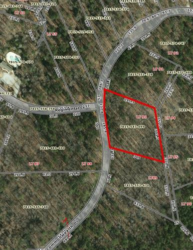 Lot 90 Commonwealth Drive, Greenwood, SC 29666