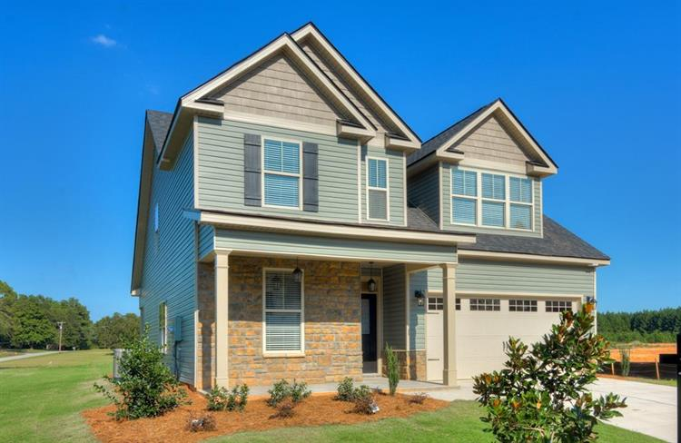 105 Milford Pines Drive, Greenwood, SC 29649