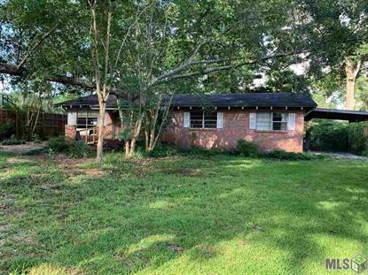1543 CAMERON AVE  Baton Rouge, LA MLS# 2020008853