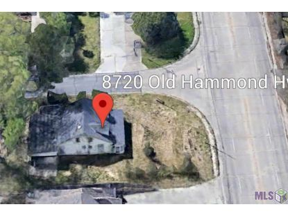 8720 OLD HAMMOND HWY  Baton Rouge, LA MLS# 2020018607