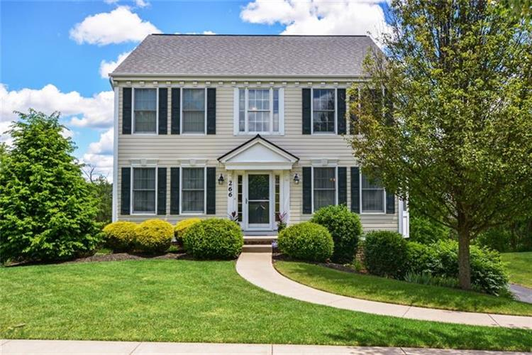 266 Strawberry Cir, Cranberry Township, PA 16066 - Image 1