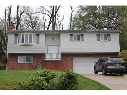 134 Wray Large Rd  Clairton, PA MLS# 1341578