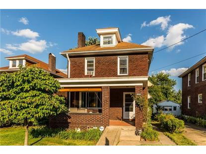 1682 Morningside Ave.  Pittsburgh, PA MLS# 1357886