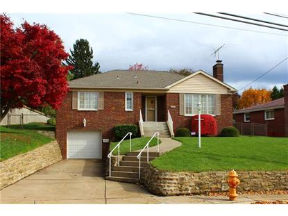 2334 Allender Avenue  Pittsburgh, PA MLS# 1369360