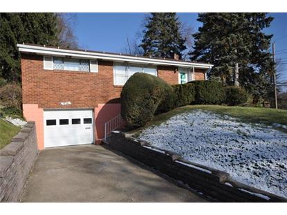 836 Maplewood Drive  Pittsburgh, PA MLS# 1374168