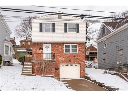 2815 Strachan Ave  Pittsburgh, PA MLS# 1377176
