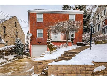124 Heathmore Ave  Pittsburgh, PA MLS# 1378033