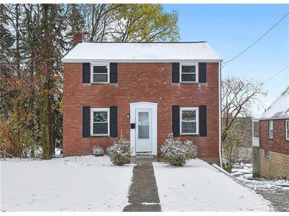 1627 Doyle St  Pittsburgh, PA MLS# 1433494